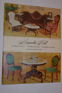 Vintage Baker Furniture Catalog