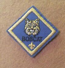BSA LION DIAMOND Cub Scout Rank Patch BSA Stiff MINT