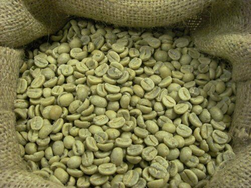 Nicaragua Arabica Unroasted Green Coffee Beans 3 Lb For Sale