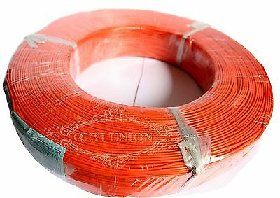 Flexible Stranded  1-pin Wire Cable 18AWG~30AWG Cord Hook-up DIY For LED Lamp