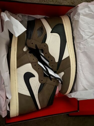 travis scott jordan 1 high **READ DESCRIPTION**