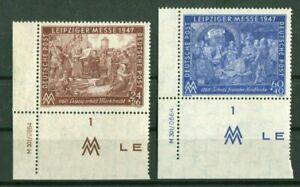 Alliierte-Besetzung-941-942-I-C-DV-postfrisch-Messe-Leipzig-mit-Druckvermerk