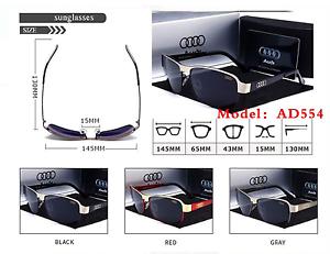 Audi Car Sunglasses Accessories Car glasses Designer Outdoor Sports Sline S line