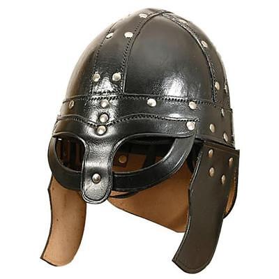Medieval Viking Barbarian CORINTHIAN Helmet steel horns for cosplays+exp.ship.