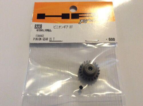 RTR E-Savage Pinion Gear 21T 82038 Genuine OEM NEW HPI E-Savage