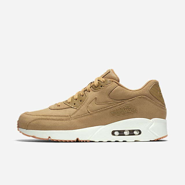 Nike air max lino 90 ultra - 2,0 lino max vela bianco gomma medio brown 924447 200 grano df58d9
