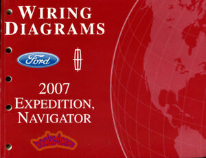 shop manual electrical wiring diagram ford service repair