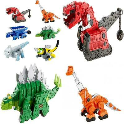 Dinotrux Bundle Multi Characters Mechazoic Era Rolling Wheel Exclusive