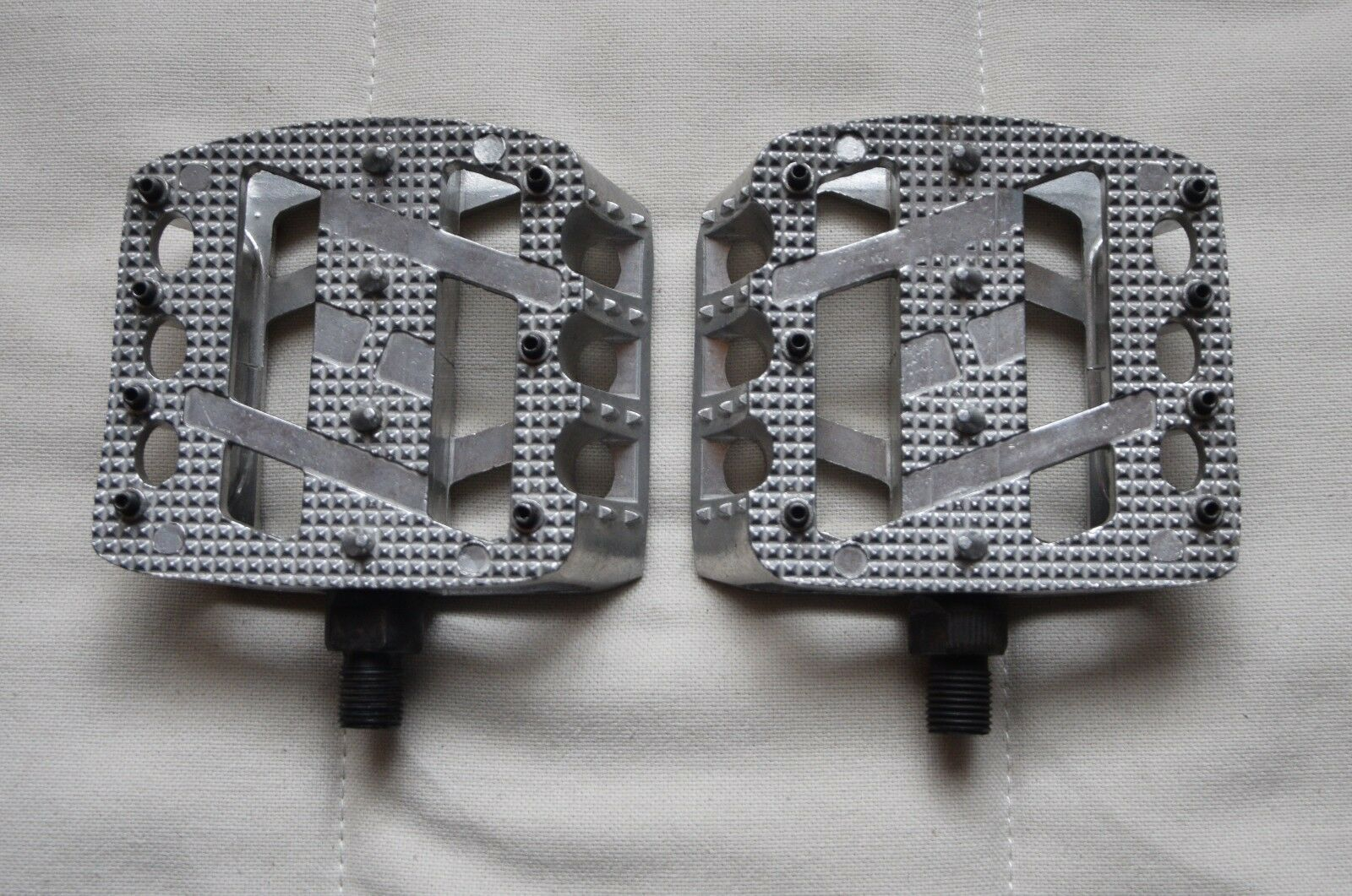 Pedale BMX 1 2 Zoll, Chrome   Aluminium  | Deutschland München