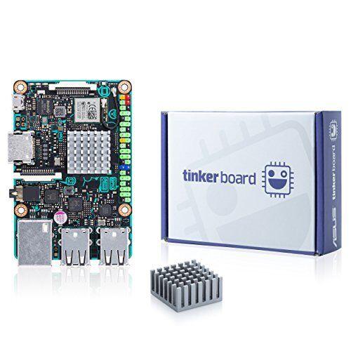 Asus TINKERBOARD//2GB Sbc Tinker Board Rk3288 Pbrd Soc 1.8ghz Quad Core Cpu