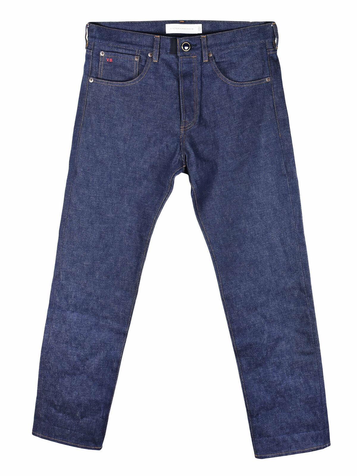 Victoria Beckham loose fit straight high rise jeans