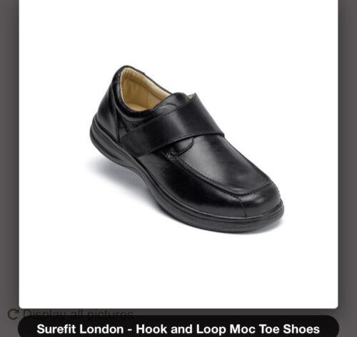 Surefit mens Shoes Velcro 11 wide