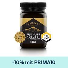 Manuka Honig Egmont Honey 280+ MGO UMF 10+ 500g Original aus Neuseeland