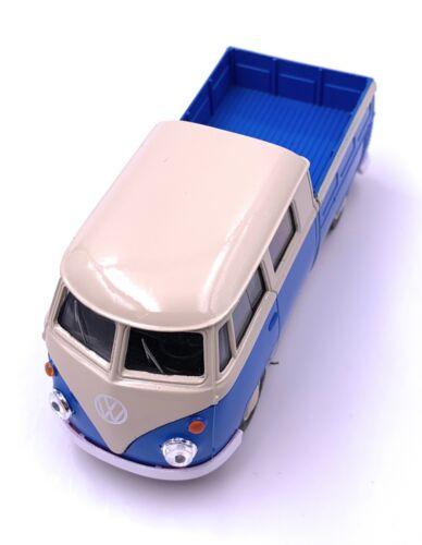 VW Bulli T1 Bus Pick Ups Double Cabin LIZENZPRODUKT 1:34-1:39 versch Farben