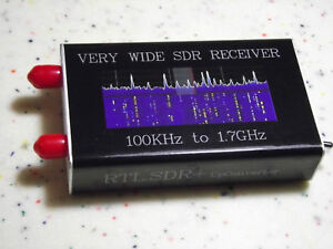 100KHz-1-7GHz-Full-Band-RTL-SDR-Upconverter-USB-Tuner-Receiver-2832U-R820T-Radio