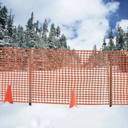 Buy Safety Fence Snow Fencing Deer Netting Temporary