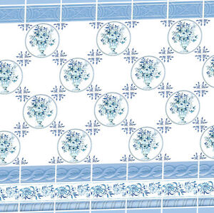 Dolls-House-Victorian-Wallpaper-Blue-Kitchen-Bathroom-Quality-Satin-Paper-28