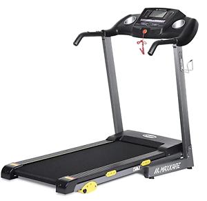 "MaxKare 17"" Folding Treadmill Electric Motorized Fitness Running Machine Home"