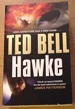 HAWKE Ted Bell Book (Paperback)