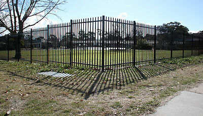 SECURITY FENCING  HEAVY DUTY FACTORY FENCING SPECIAL