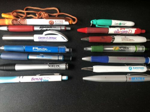 DRUG REP PENS $3 *EACH* Combined Shipping.
