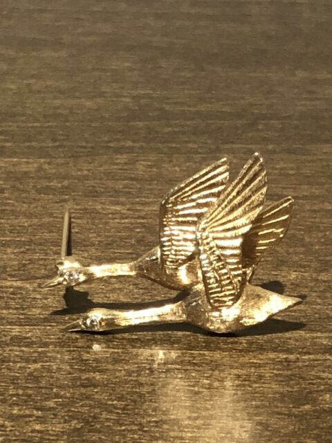 14k Yellow Gold  Brooch