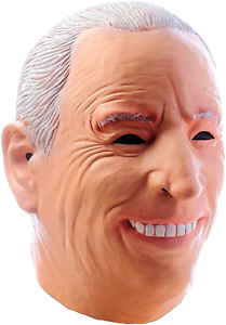 2020 Realistic Celebrity Halloween Joe Biden 2020 Prez mask Realistic Celebrity mask Halloween