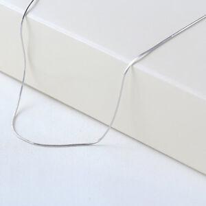 925-standard-silver-Silver-50-Damen-Halskette-45cm-Kette-H7X6