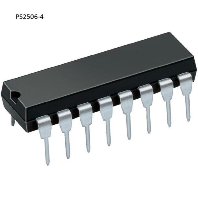 Major Brands PS2501-2 SINGLE TRANSISTOR PHOTOCOUPLER DIP-8 5 pcs