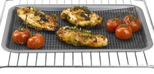 Malla-Horno-Hornear-sheet-tray-Negro-Crujientes-Alimentos-37x24cm