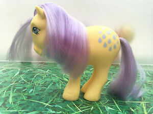 My-Little-Pony-G1-Lemon-Drop-Vintage-Toy-Hasbro-1982-Collectibles-MLP