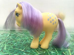 My-Little-Pony-G1-Lemon-Drop-Vintage-Toy-Hasbro-1982-Collectibles-MLP