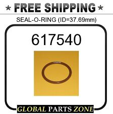 617540 - SEAL-O-RING (ID=37.69mm) 6175400617540000 for Caterpillar (CAT)