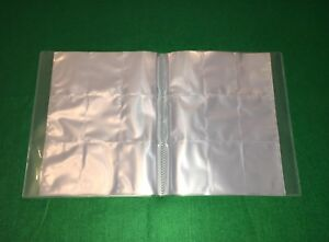 NEW-30-Page-Collectors-Trading-Card-Folder-Binder