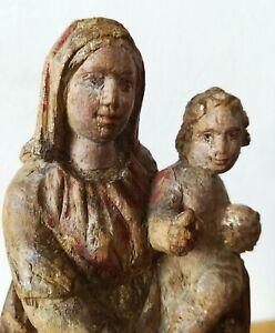 Vierge-en-bois-sculpte-21-cm