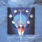 Toto Past to Present 1977-1990 CD 13 Track UK Issue Made in Austria CBS 1990
