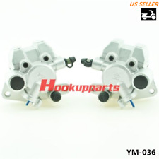 New Front Right Left Brake Calipers For 1995-2009 Yamaha Wolverine 350 YFM350F