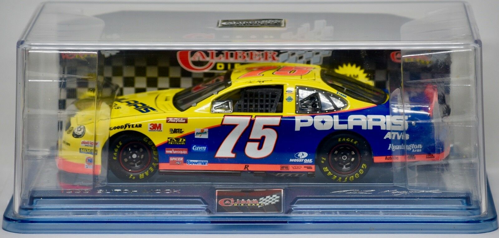 1999 - Team Caliber - Ted Musgrave Polaris ATVs Ford Taurus 1 24 Scale New