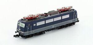 Hobbytrain N H2882 Locomotive Électrique E410 002 Db Ep. Iiib , Bleu Neuf
