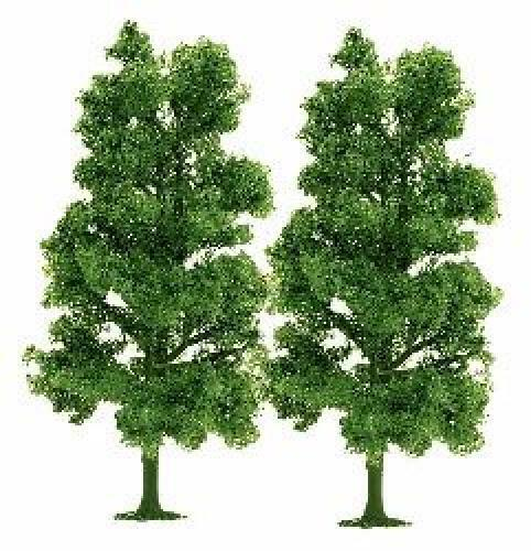Busch 6729 NEW ZN 2 X .70MM BEECH TREES
