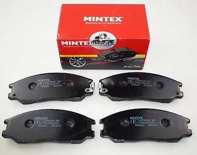 Mintex Front Brake Pad Set MDB2063