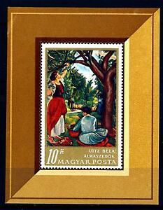 Hungary-Hungary-BF - 1967-Binders Of Apples Bela huits (1887)