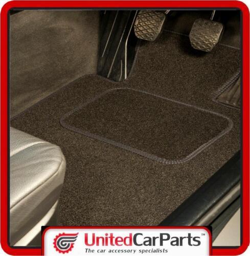United Car Parts Fiat Doblo 5 Door Mpv Tailored Car Mats 1074 2000 To 2010