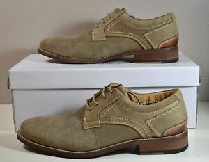 e6c2bb0b1d1 NIB MEN'S STEVE MADDEN MYCHEL TAUPE NUBUCK FASHION SHOES SZ 8-11 | eBay