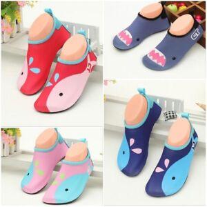 92c48c00f Baby Kids Child Water Shoes Aqua Socks Diving Sock Pool Beach Swim ...