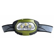 Varta LED x4 cabeza lámpara head light 3aaa 17631 3x 5mm + 1x Red Led frente lámpara nuevo