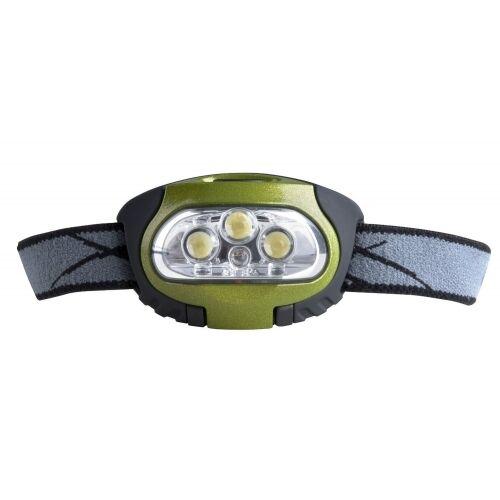 Varta LED x4 cabeza lámpara head light 3aaa 17631 3x 5mm 1x Red Led frente lámpara nuevo