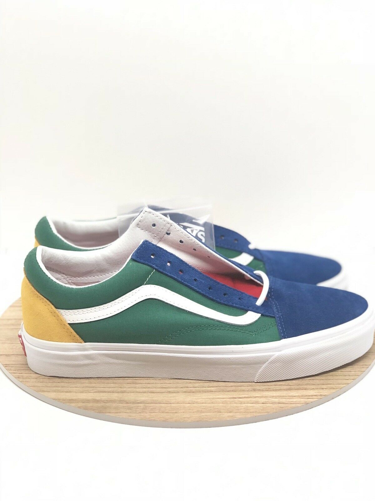 Vans Old Skool Yacht Club Mens Sz 9 Limited Edition BRAND NEW