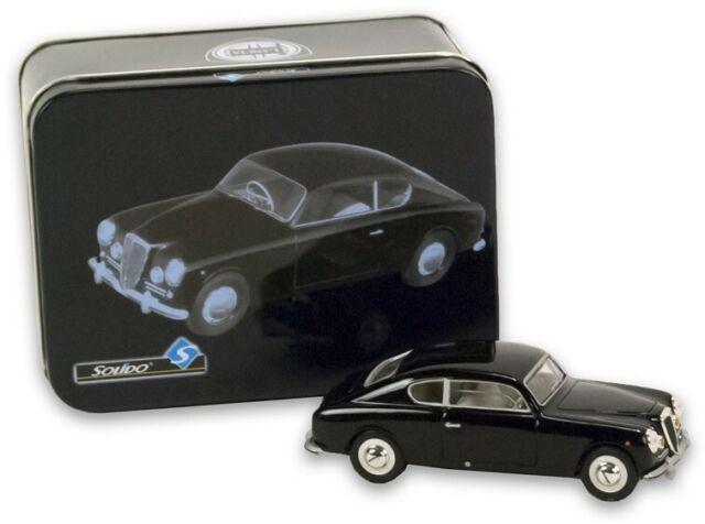 Solido Lancia Aurelia Gt B20 1951 1/43 Tin Caja Gift Set