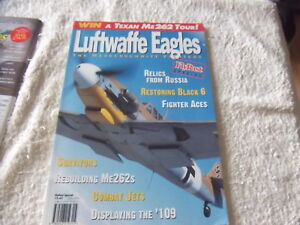 FLYPAST-SPECIAL-LUFTWAFFE-EAGLES-MAGAZINE